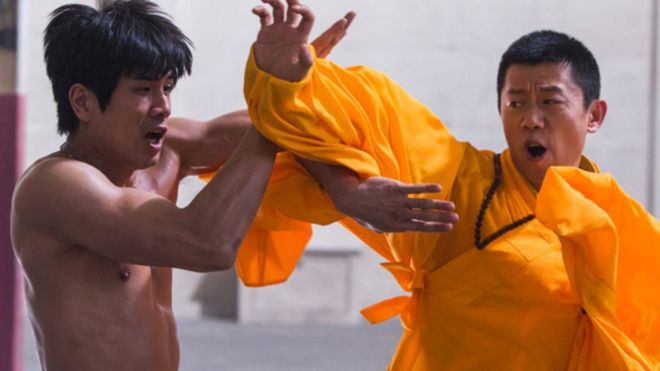 Birth of the Dragon: Anger over Bruce Lee biopic
