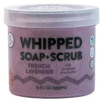 PACHA WHIPPED SOAP-SCRUB #natural