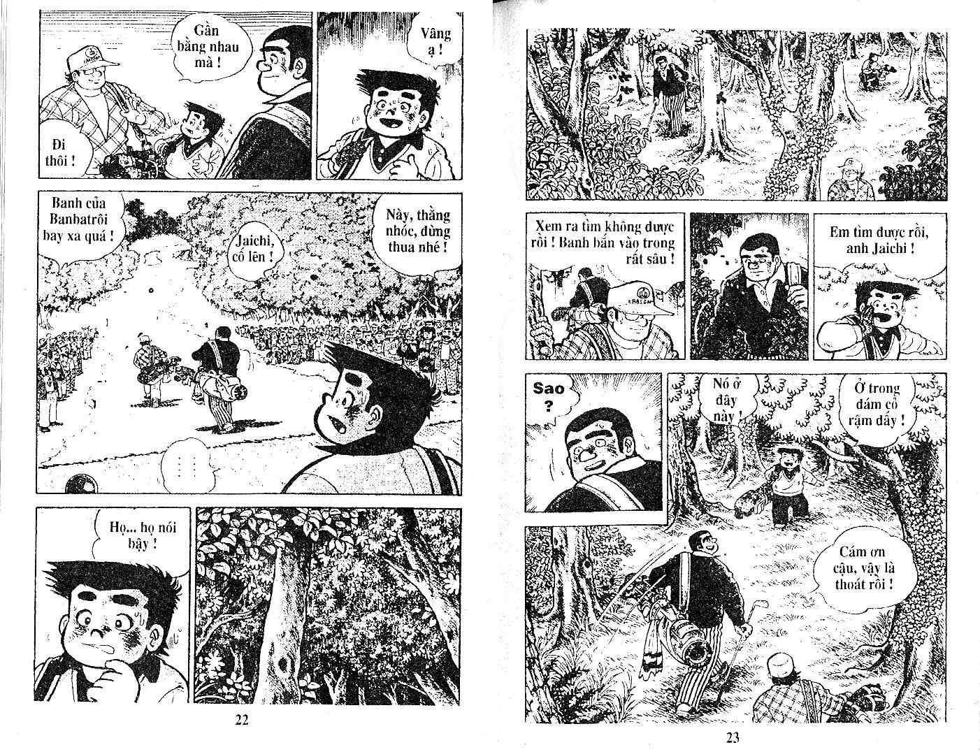 Ashita Tenki ni Naare chapter 18 trang 9