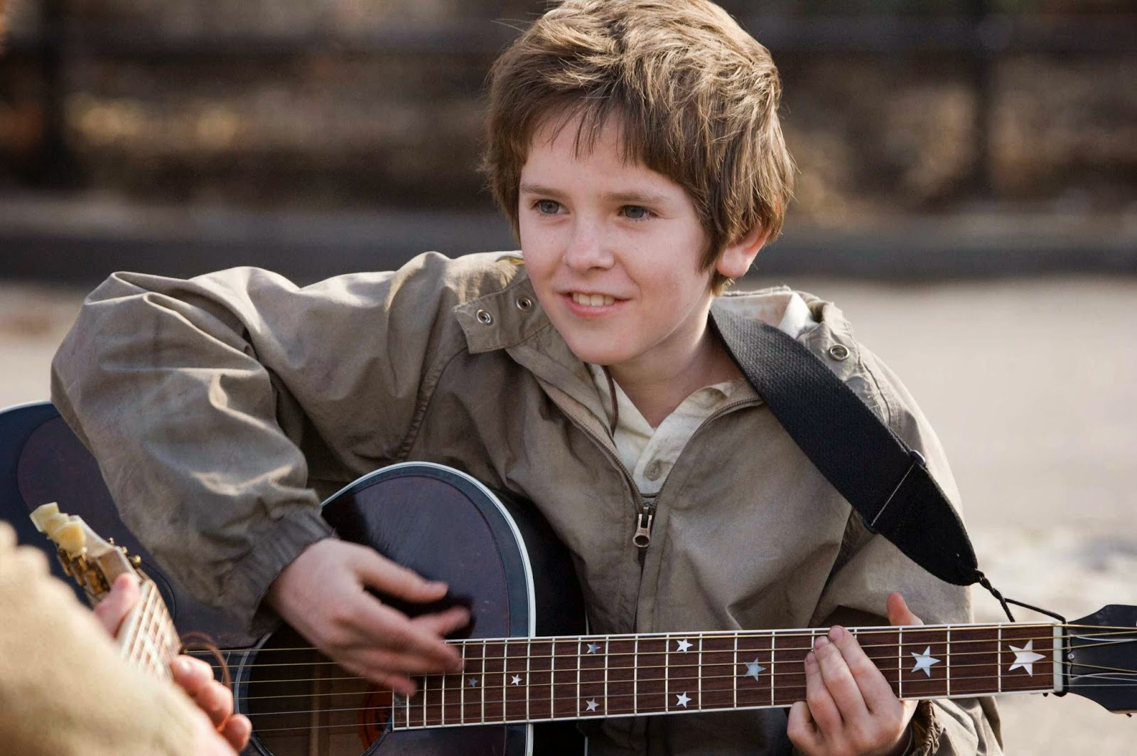 August Rush 2007 English Christian Movie HD video