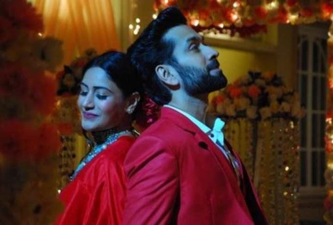 Shivaay and Anika's intense  love romance dance after wedding