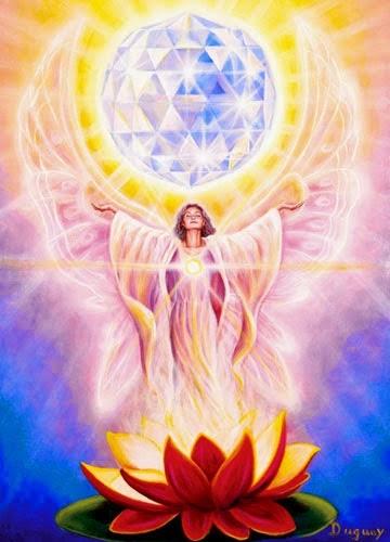 A test méregtelenítése angyali segítséggel