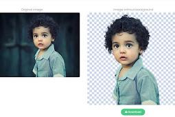 Hapus Background Foto Secara Cepat Dengan Tool Online AI Ini