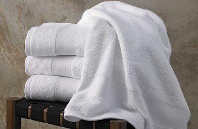Handuk Hotel Bintang Lima Merk Terry Palmer