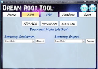 TCS Dream Root Tool With S7 Edge Or Many Other Phones