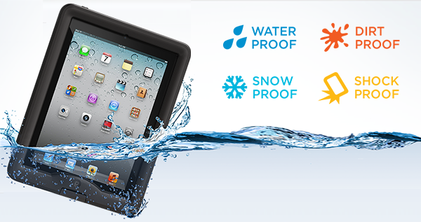 LIFEPROOF iPad Case