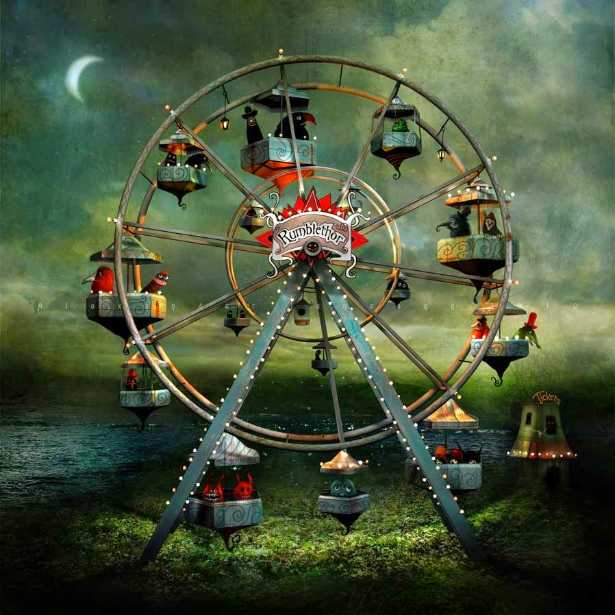 18-Alexander-Jansson-Fairy-tale-Worlds-in-Surreal-Paintings-www-designstack-co