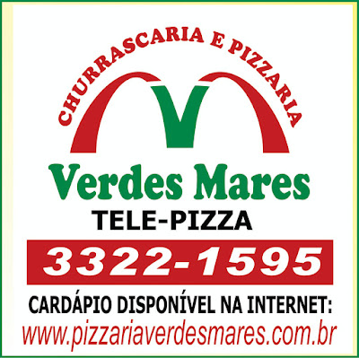 PIZZARIA VERDES MARES -- Delivery