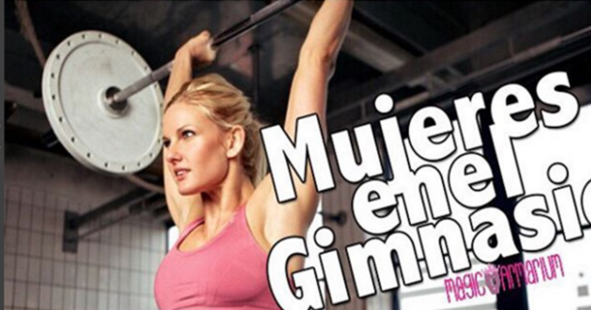 Mujeres En Gymtodo Sobre ElMagic El Armarium 4RL35Ajq