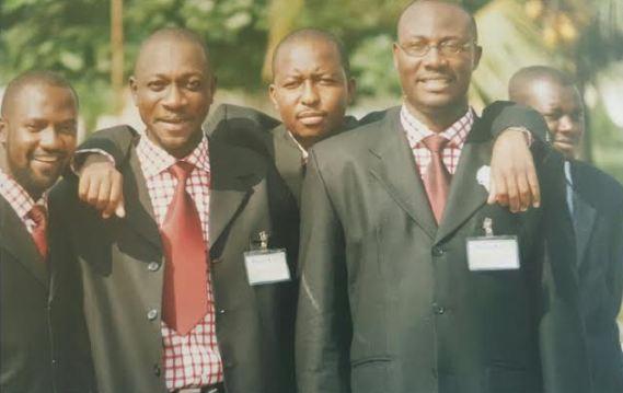 Check-out-this-throwback-photo-of-Senator-Dino-Melaye-&-Abdulmumin-Jibrin-during-Ex--president-Obasanjo's-presidential campaign