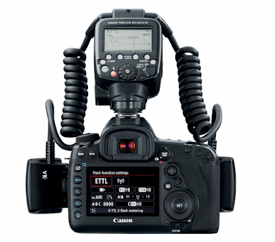 Canon Macro Twin-Lite MT-26EX-RT Flash
