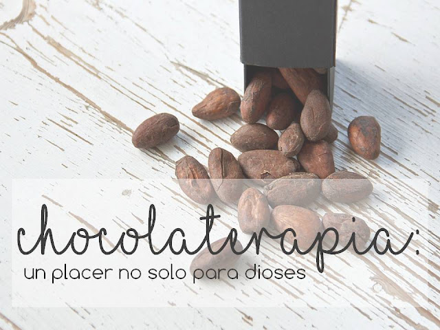 CHOCOLATERAPIA: un placer no solo para dioses