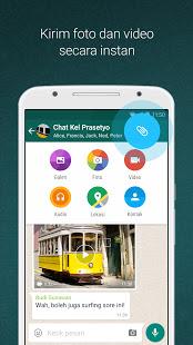Download Whatsapp Apk gratis Untuk Android Terbaru