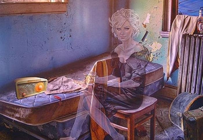 Adam Scott Rote | pintor hiperrealista americana