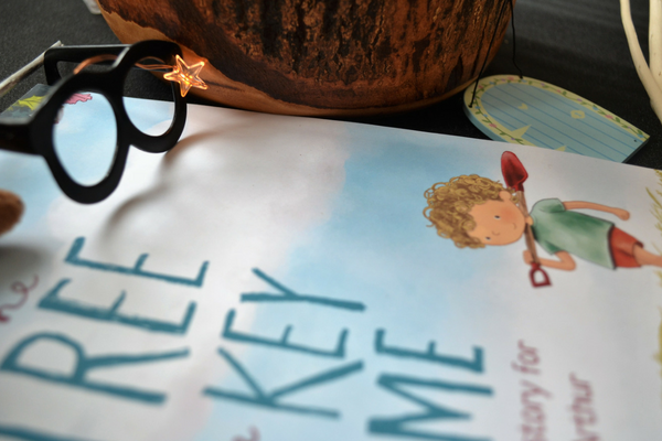 Enhancing imaginative play with Librio personalised book the tree the key and me