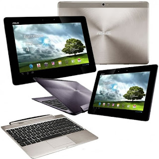 Asus Transformer Pad Infinity 700 LTE Specifications - LAUNCH Announced 2012, February Also Known As Transformer Pad Infinity TF700KL DISPLAY Type IPS+ LCD, capacitive touchscreen, 16M colors Size 10.1 inches (~62.2% screen-to-body ratio) Resolution 1920 x 1200 pixels (~224 ppi pixel density) Multitouch Yes Protection Corning Gorilla Glass 2   - ASUS Waveshare UI BODY Dimensions 262.9 x 180.8 x 8.4 mm (10.35 x 7.12 x 0.33 in) Weight 625 g (1.38 lb) SIM Mini-SIM  - Optional mobile dock with standard QWERTY keyboard and trackpad PLATFORM OS Android OS, v4.0 (Ice Cream Sandwich), upgradable to v4.2.1 (Jelly Bean) CPU Dual-core 1.5 GHz Krait Chipset Qualcomm MSM8960 Snapdragon S4 Plus GPU Adreno 225 MEMORY Card slot microSD, up to 32 GB (dedicated slot) Internal 32/64 GB, 1 GB RAM CAMERA Primary 8 MP, autofocus, LED flash Secondary 2 MP Features Geo-tagging Video 1080p@30fps NETWORK Technology GSM / HSPA / LTE 2G bands GSM 850 / 900 / 1800 / 1900 3G bands HSDPA 900 / 2100 4G bands LTE Speed HSPA 21.1/5.76 Mbps, LTE Cat3 100/50 Mbps GPRS Yes EDGE Yes COMMS WLAN Wi-Fi 802.11 b/g/n, Wi-Fi Direct, hotspot GPS Yes, with A-GPS USB v2.0 Radio No Bluetooth v3.0, A2DP, EDR FEATURES Sensors Accelerometer, gyro, compass Messaging SMS(threaded view), MMS, Email, Push Mail, IM Browser HTML5 Java No SOUND Alert types Vibration; MP3, WAV ringtones Loudspeaker Yes, with stereo speakers 3.5mm jack Yes  - Active noise cancellation with dedicated mic BATTERY  Amethyst Gray, Champagne Gold Stand-by  Talk time Up to 10 h (multimedia) Music play  MISC Colors Amethyst Gray, Champagne Gold  - HDMI port - MP3/WAV/WMA/AAC player - MP4/H.264 player - Organizer - Document editor - Photo viewer/editor - Voice memo/dial - Predictive text input