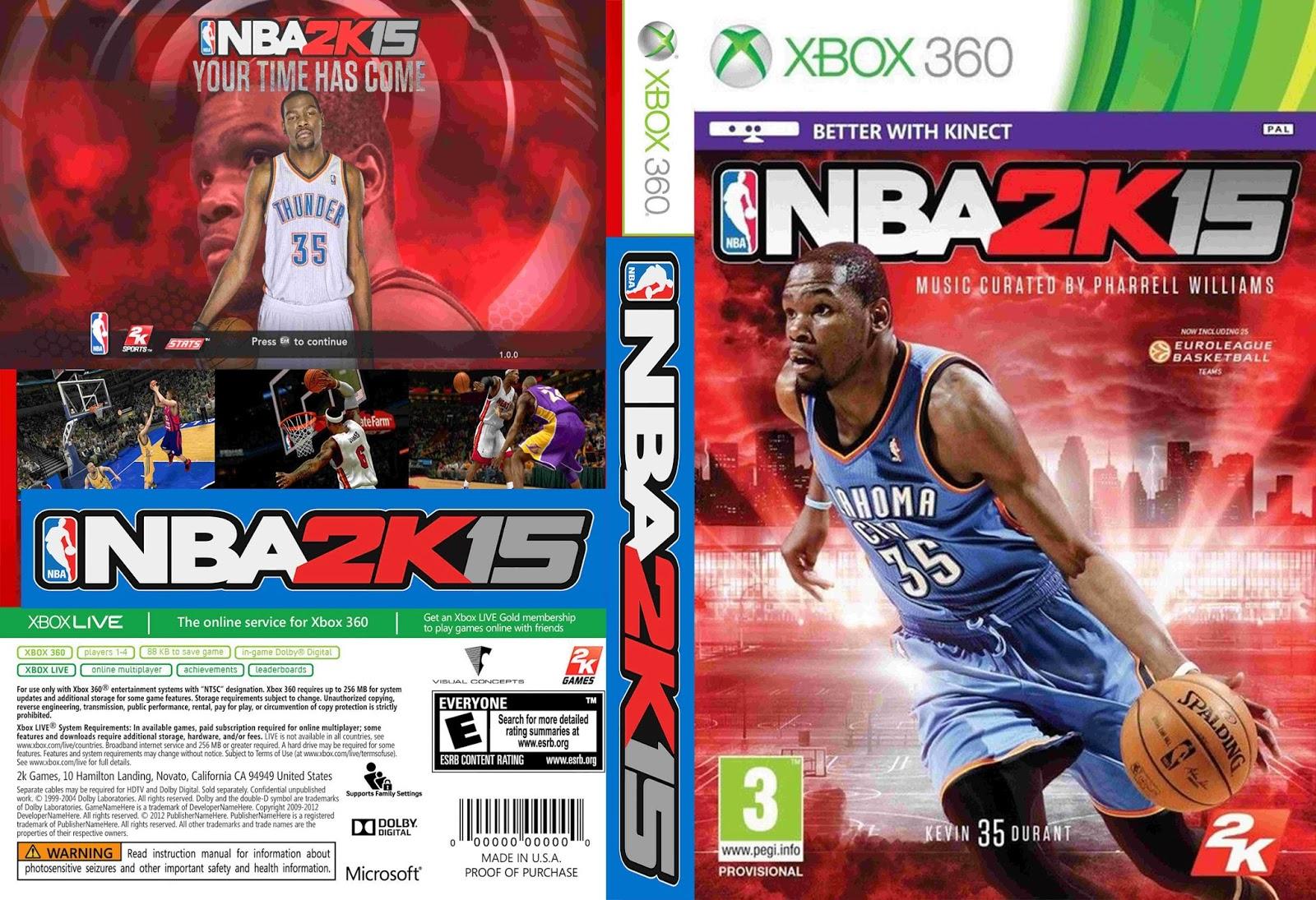 Ruy Games: NBA 2k15