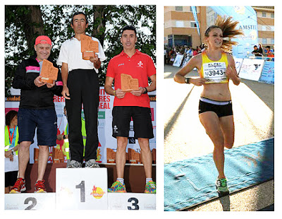 Atletismo Aranjuez en Alcázar