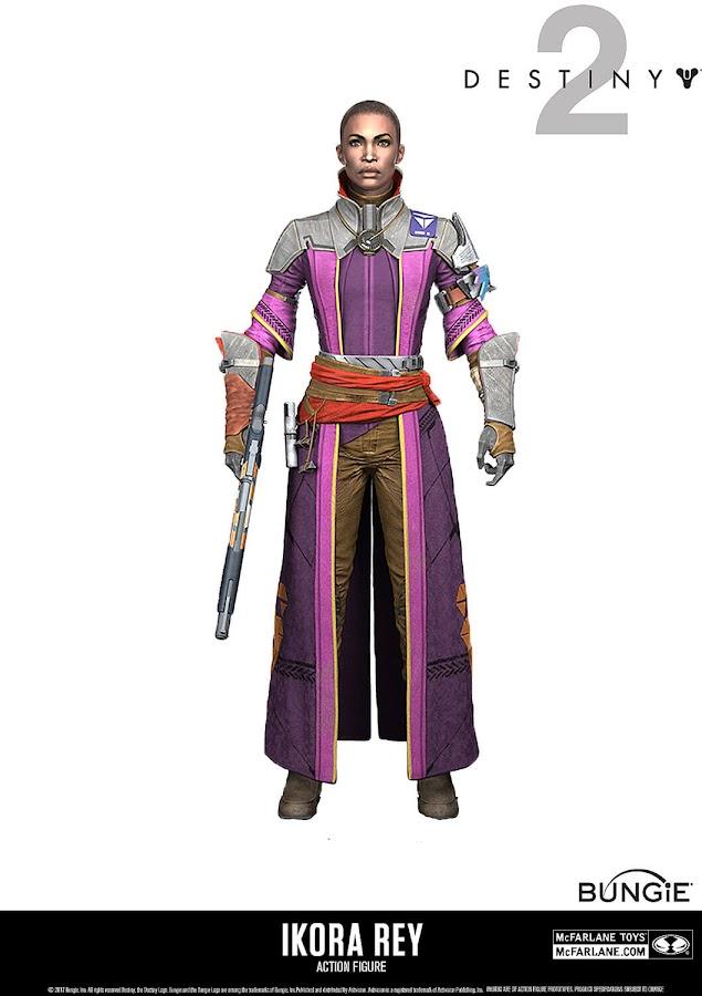 mcfarlane toys destiny 2 ikora rey