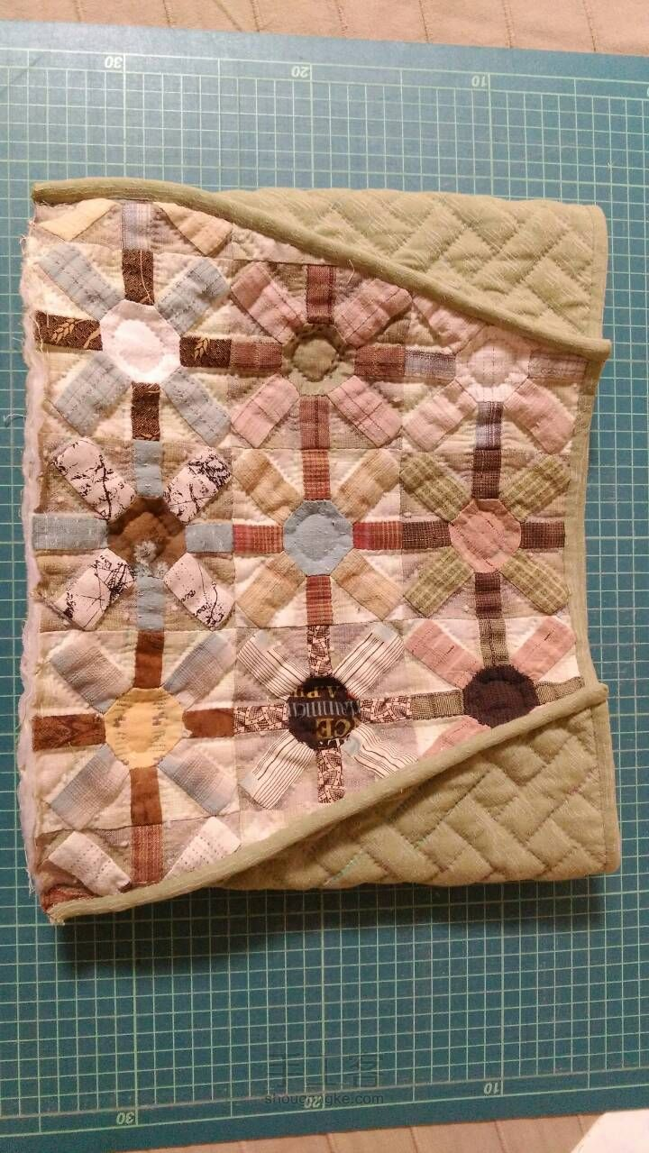 Patchwork Big Bag Tutorial.