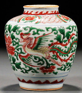 Sejarah :: Keindahan Dan Keunikan Teknik Pembuatan Seni Keramik Cina
