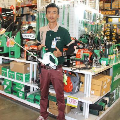 Buriram Hitachi Garden Tools Thailand Delivery Repair