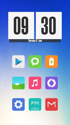 Miu - MIUI 8 Style Icon Pack - 2