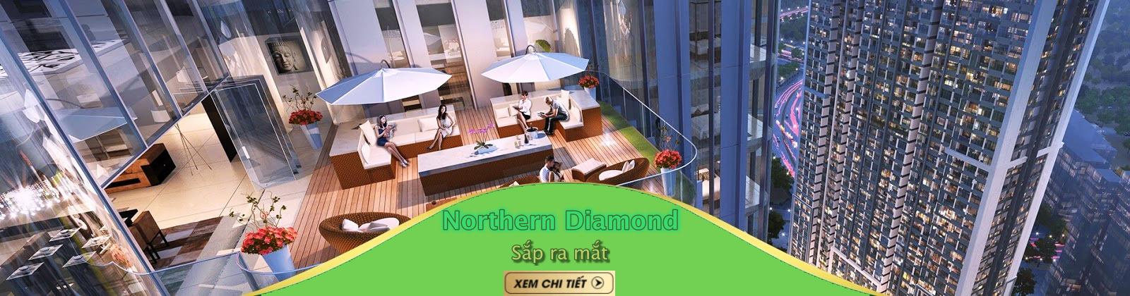 Chung cư Northern Diamond Long Biên