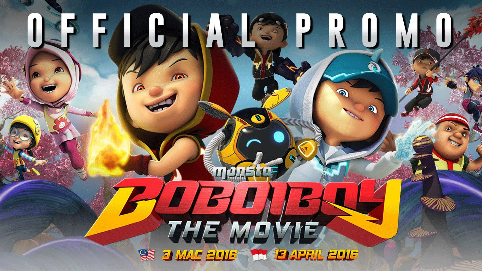 Download Film Boboiboy The Movie 2016  Download Film Terbaru