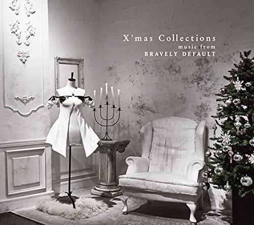 [MUSIC] X'mas Collections music from BRAVELY DEFAULT (2014.11.19/MP3/RAR)