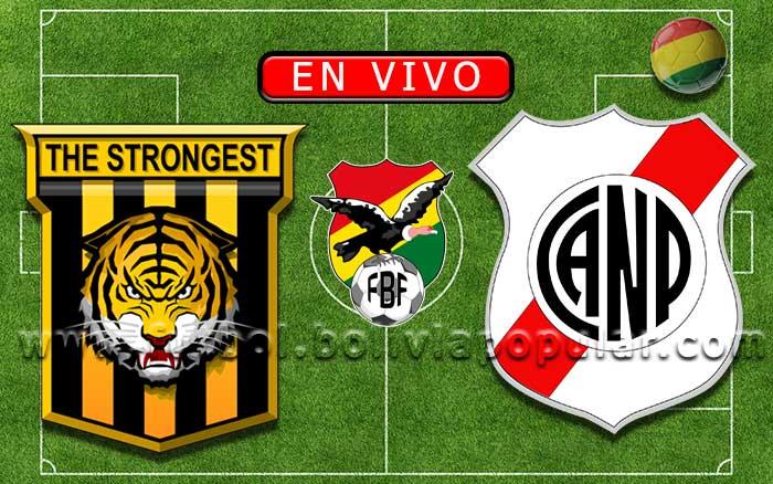 【En Vivo】The Strongest vs. Nacional Potosí - Torneo Clausura 2019
