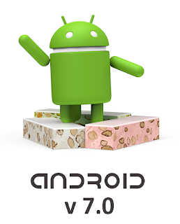 Android Nougat - Version 7.0 of Android