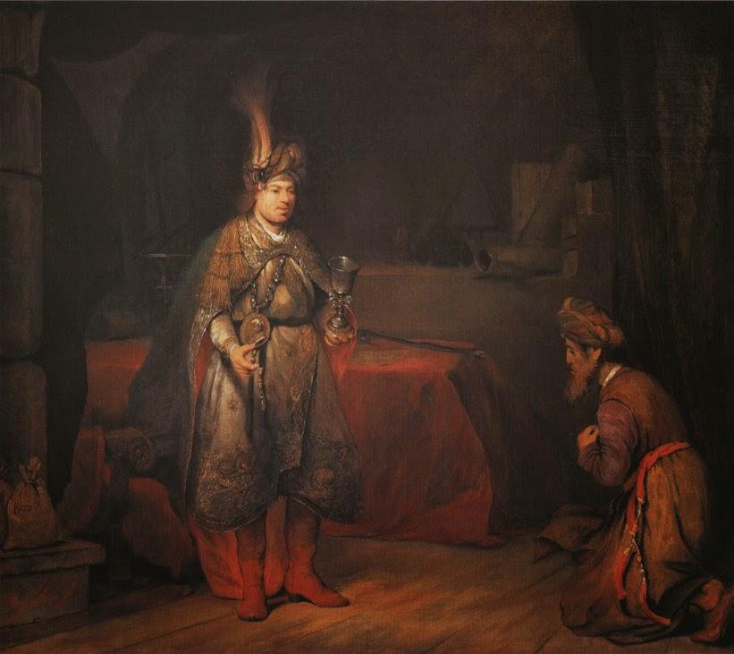 יהודה מתחנן לפני יוסף - ארנט דה גלדר