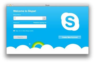 telecharger skype mac