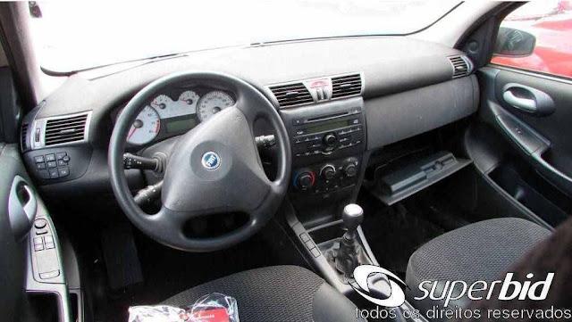 Fiat Stilo 2007 - leilão