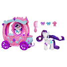 My Little Pony Royal Gem Carriage Bonus Rarity Brushable Pony