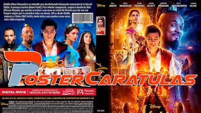 Aladdin 2019 Cover caratula