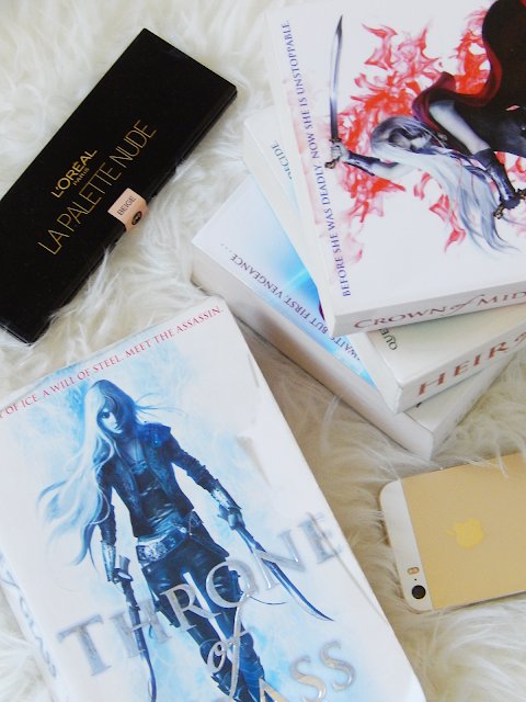 Throne Of Glass No Spoiler Book Review | empoweredinterentwomena