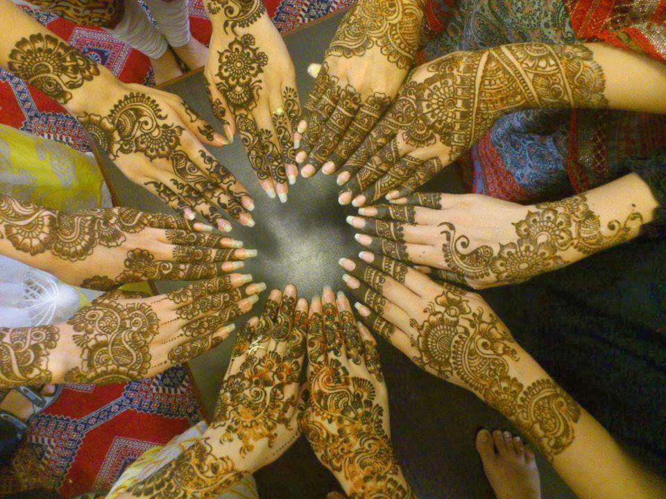 Diwali Henna Designs: Best Mehndi Designs For Different Occasions: Diwali