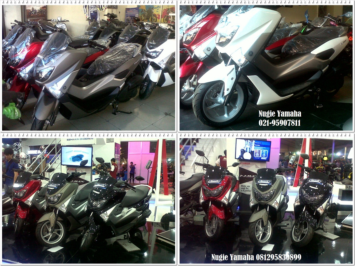 Dealer Resmi Yamaha N Max Abs Non Harga Motor Terbaru Nmax Bekasi Depok