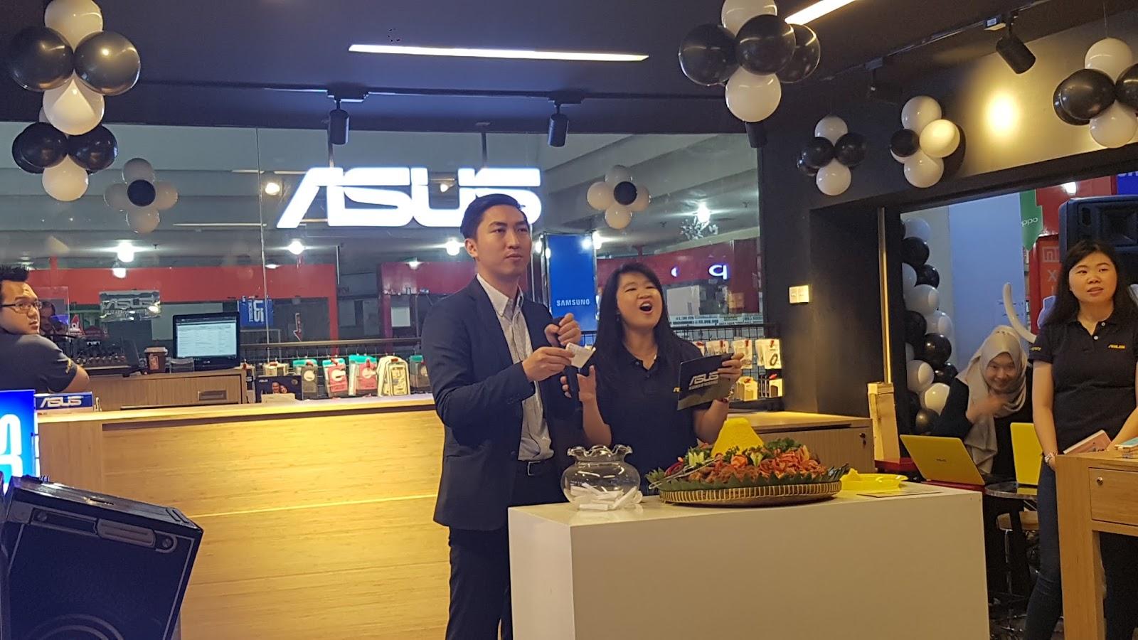 Asus Exclusive Store Aes Telah Resmi Dibuka Di Bekasi