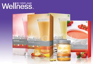 Oriflame Wellness