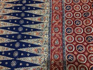 Batik Motif Palembang