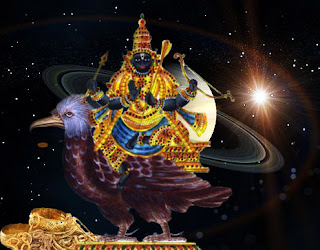 Saturn in Vedic Astrology (Shani or Shanaishchara)