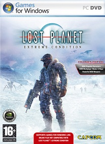 Lost Planet Extreme Condition Colonies MULTi9-PROPHET