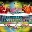 LIVE STREAMING SEPANYOL Vs BELANDA