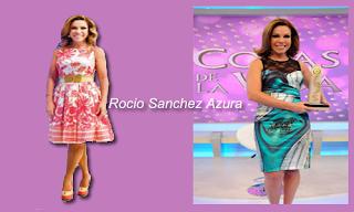 Rocio Sanchez Azura Recibe Premios