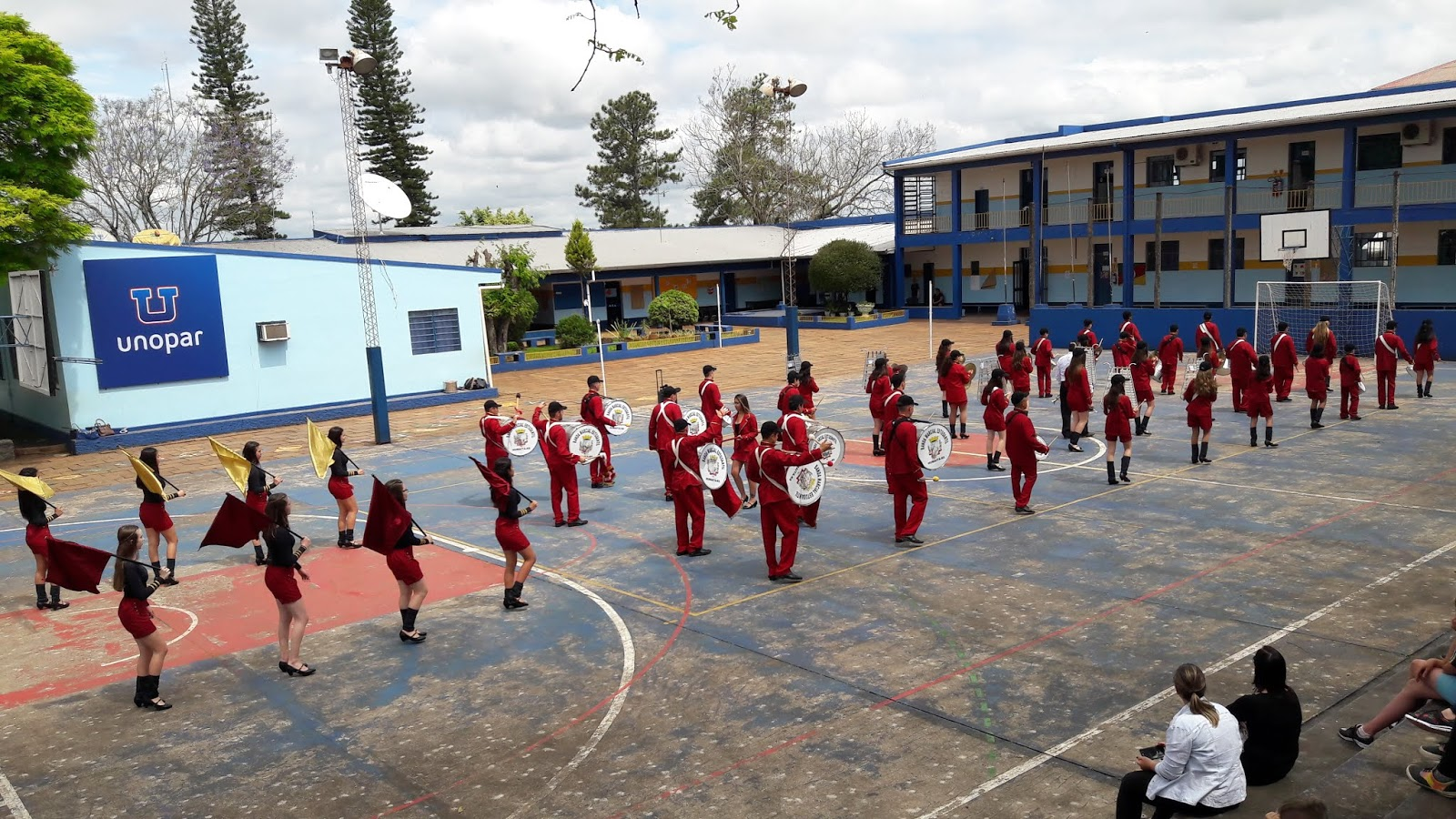 Escola Rotermund Crissiumal-RS: Outubro 2018