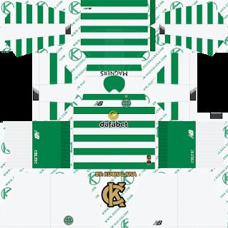 Celtic FC 2019/2020 Kit - Dream League Soccer Kits