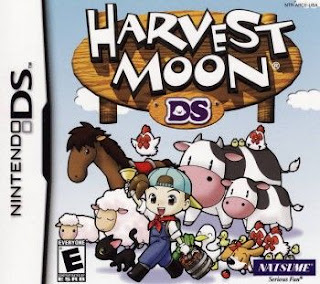 Harvest Moon DS, NDS, Español, Mega, Mediafire